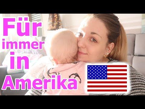 Auswandern in die USA! | Anmeldung für die Greencard | Ich erzähle euch von unserem Lebenstraum 🇺🇲