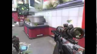 Black Ops 2: Double Kill Trickshot! (ICYD Terror)