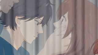 アオハライド アニメ Ao Haru Ride <洸の自宅で双葉と二人になるが・・・ > thumbnail