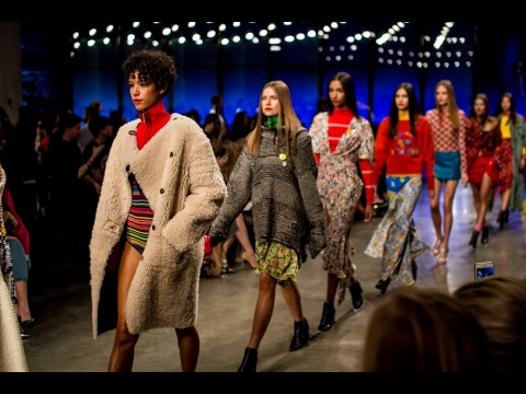 Topshop at London Fashion Week | The Full Topshop Unique February 2017 Catwalk Show