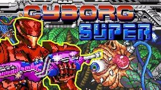 Directo #17# Super Cyborg (Artur Games) PC + sorteo premios
