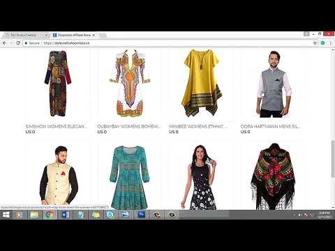 ShopMozo Affiliate Video