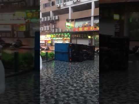 Hongkong toofan
