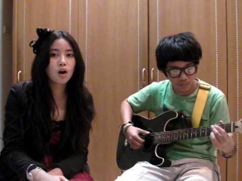 Seorang Anak T'lah Lahir (cover) [by Clara & Ariel]