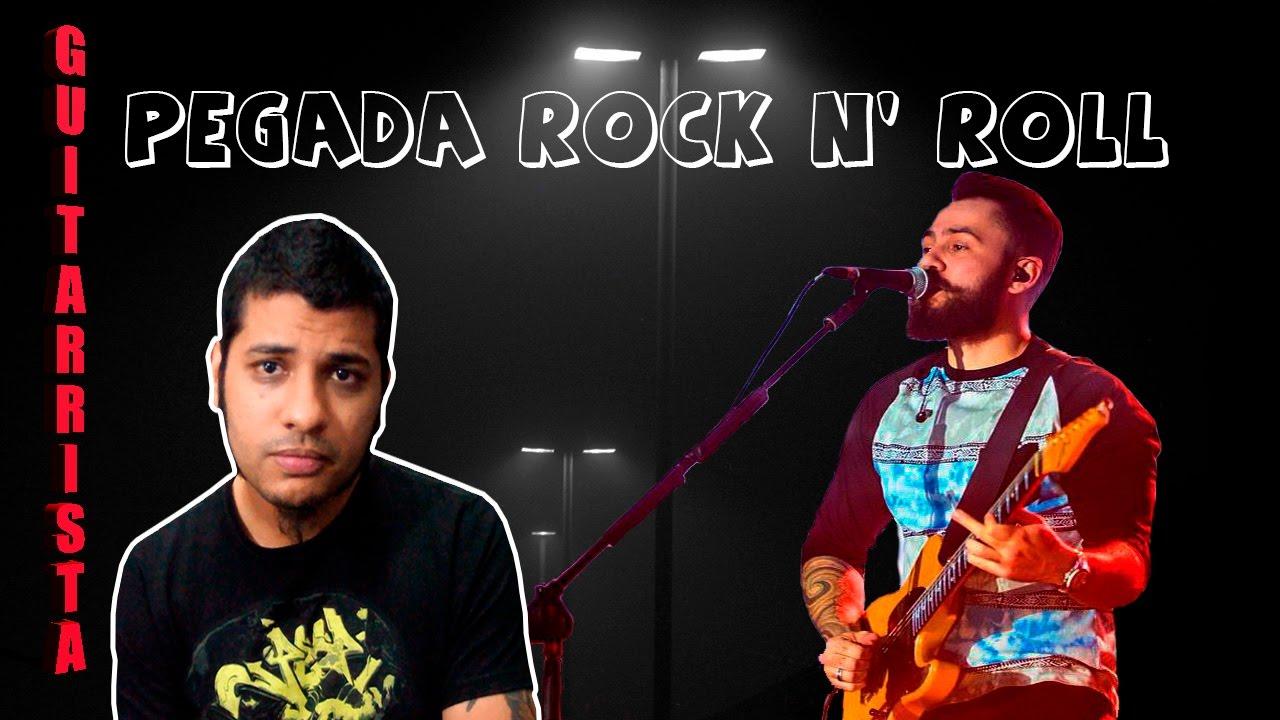 Mateus (jorge E Mateus) Guitarrista Pegada Rock N' Roll