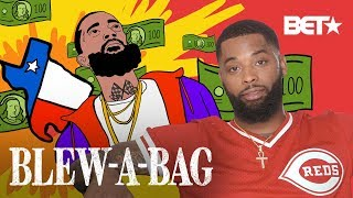 How IG Comedian King Keraun Blew Up On Instagram & Has Been Blowing Bags Since | Blew A Bag