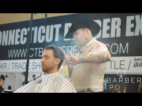 The SuperBowl of Barbering! - CT Barber Expo 2018