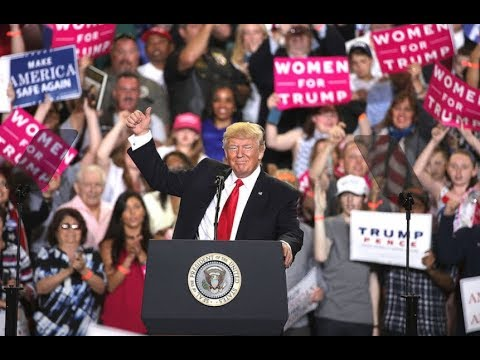 BREAKING: President Donald Trump Gives Amazing Speech in Moon Township Pennsylvania