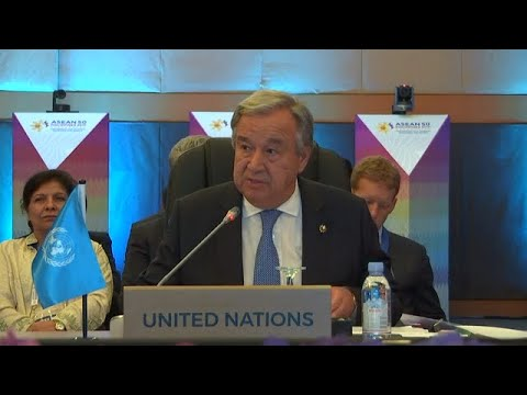 9th ASEAN-UN Summit - Remarks by António Guterres (UN Secretary-General)