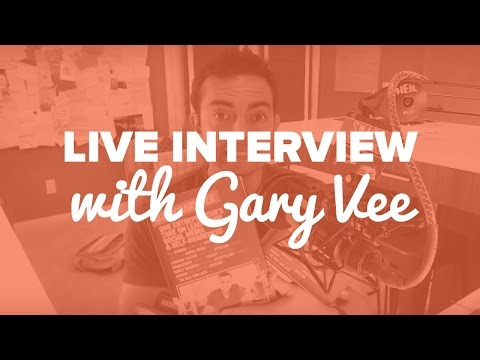 Live Interview with Gary Vee—AskGaryVee Book – SPI TV Ep. 47