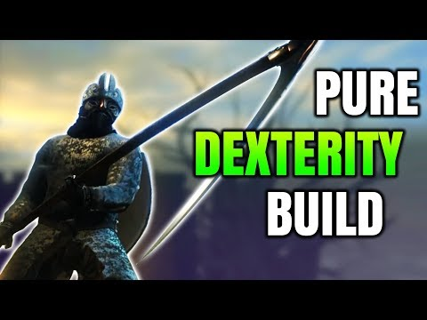 Dark Souls Remastered - Pure Dexterity Build (PvP/PvE) - High Vitality Dex/Pyro Build