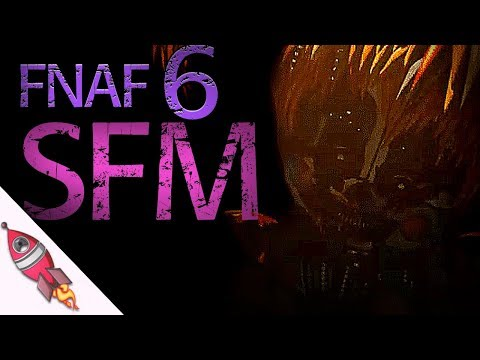 [SFM] FNAF 6 Pizzeria Simulator Song | Wicked Sister Part 2 | #RockitGaming