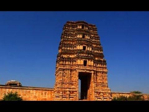 Ancient Temple inside Gandikota Fort