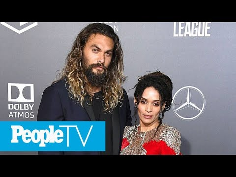 Jason Momoa Is Actually A Thin Bald Man In Super Bowl 2020 Commercial With Lisa Bonet   PeopleTV