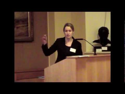 Sinéad Kelly (NUIM): Finance and the global‐local dialectic: Anglo as mediator?