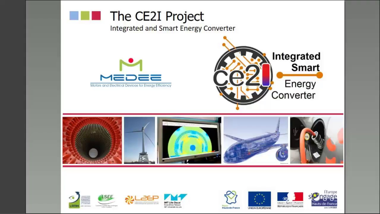 "Download Webinar CE2I Project ""Intelligent Integrated Energy Converter"""