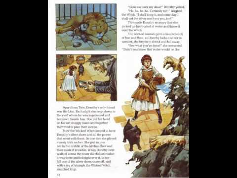 THE WIZARD OF OZ ( PART 4 ) QUEST FOR THE WICKED WITCH ...