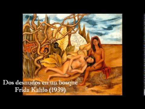 Edouard Manet, Frida Kahlo, Francis Bacon.
