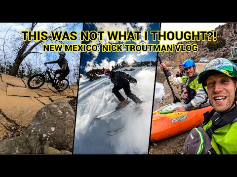 This was not what I thought- New Mexico: Nick Troutman Vlog