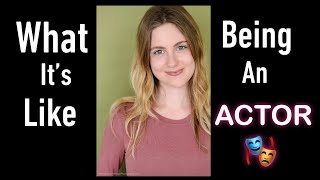 ASMR Story Time - What it's Like Being an Actor