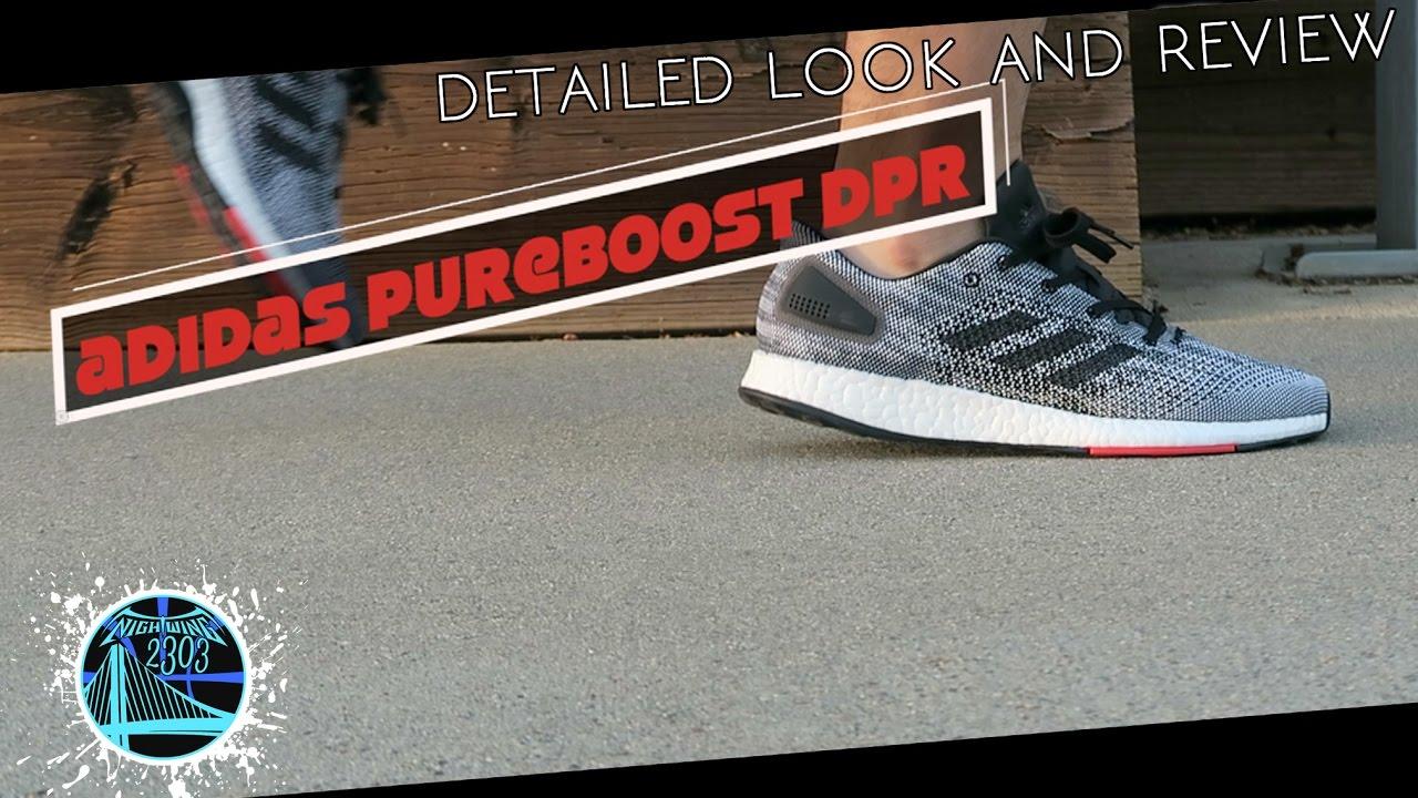 recepción Poderoso autómata  adidas PureBoost DPR | Detailed Look and Performance Review - WearTesters
