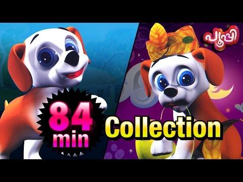 PUPI (pupy) compilation | full malayalam animation cartoon movie foe kids