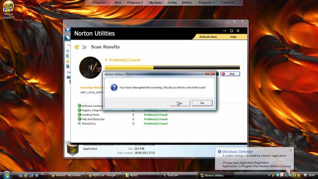 norton utilities latest version