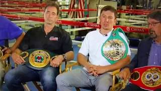 """GGG: """"I don't believe the whole Mexico will be behind Canelo!"""" #boxing"""