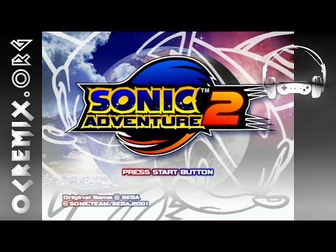 OC ReMix #3169: Sonic Adventure 2 'Blue Blur Your Brain' [Lost Colony] by Helicopter Knife Fight - 동영상