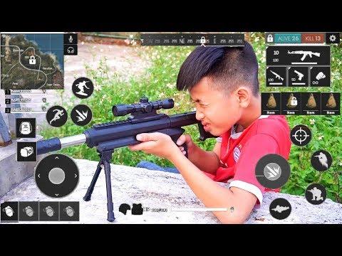 ( Phim Ngắn) FreeFire: Trận Chiến Của Những Đứa Trẻ - Phiên Bản Con Nít - NCT Vlogs.