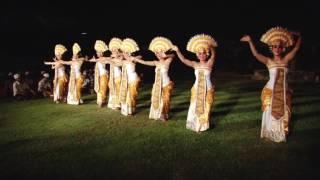 Hindu Arts: Rejang Pakuluh Dance
