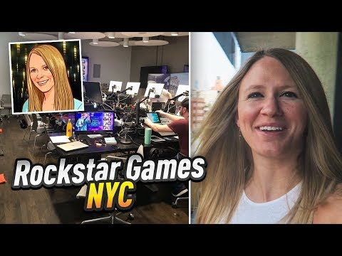 ROCKSTAR BROUGHT ME TO NYC TO PLAY GTA V AFTER HOURS!