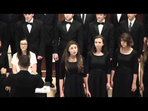 2015 Cair Paravel Latin School Spring Concert Sr. High Choir - Belleilakka