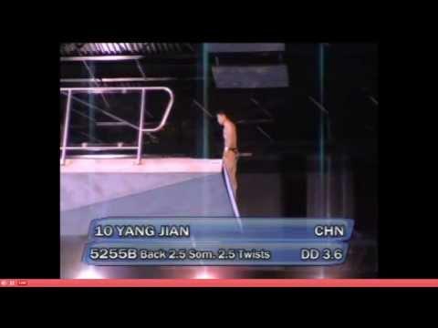 Gatineau Canada Diving Grand Prix 2013 10m Men's Prelim