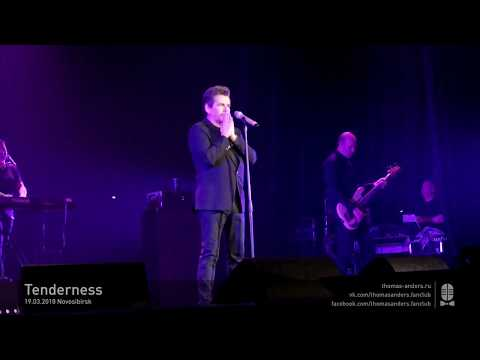 19.03.2018 Novosibirsk. Thomas Anders - Tenderness