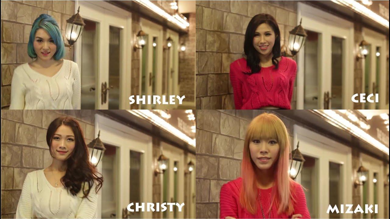 香港4人女子跳唱組合FFx SUGAR BABY (樂壇新景象?!) - YouTube