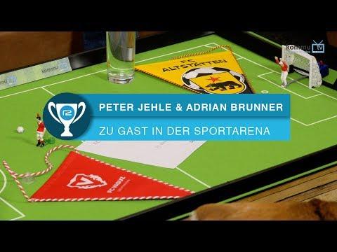 SPOAR Talk mit Peter Jehle und Adrian Brunner