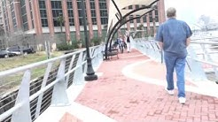 The new Southbank Riverwalk in Jacksonville, FL in 60 seconds.