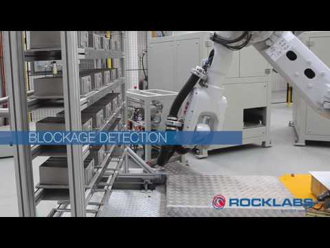 Rocklabs Robotic Sample Preparation System