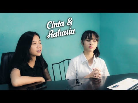 Cinta dan Rahasia - Yura Yunita ft. Glenn Fredly (cover) by Ratu Salsadita & Dini