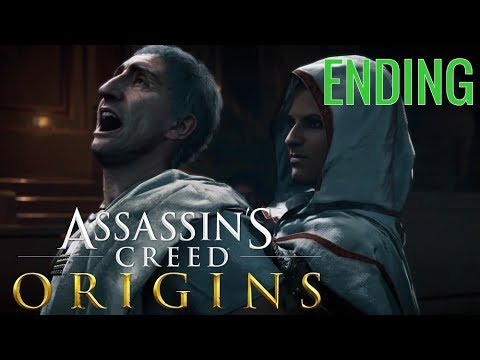 ASSASSINS CREED ORIGINS   FALL OF AN EMPIRE, RISE OF ANOTHER