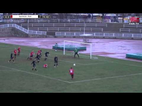 Tor: Dresdner Sportclub 1898 1:3 Post SV Dresden
