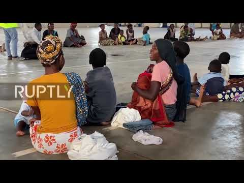 Mozambique: Thousands displaced by militant attacks on coastal town