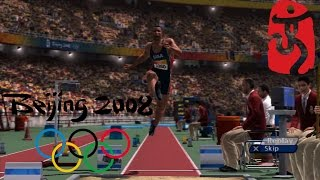 Beijing 2008 gameplay ps3 xbox 360 pc wii hd part 1