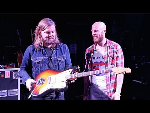Rig Rundown - Band Of Skulls' Russell Marsden & Emma Richardson