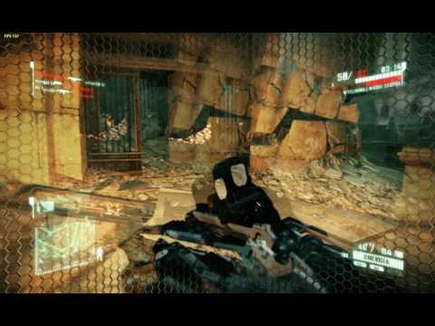 Crysis 2 Wallstreet Map Gameplay