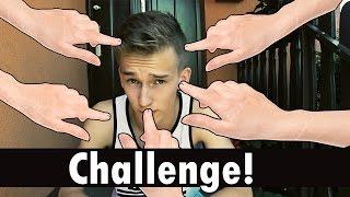 DOTKNIJ KALIEGO CHALLENGE! + Konkurs! :D