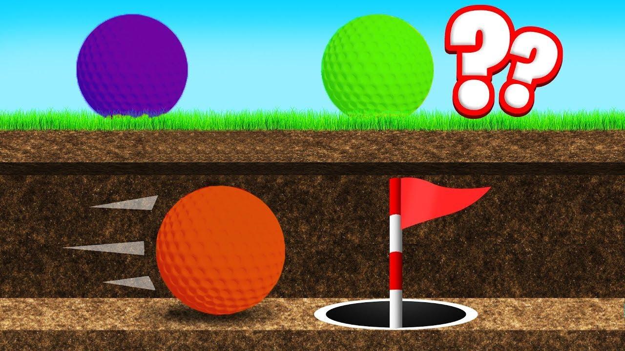 Download TROLL MAPA ZBOG KOJE SAM IZASAO IZ IGRE ! - Golf it /@Shime HD
