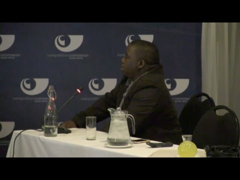 Grocery Retail Market Inquiry Public Hearings Pretoria Day 1
