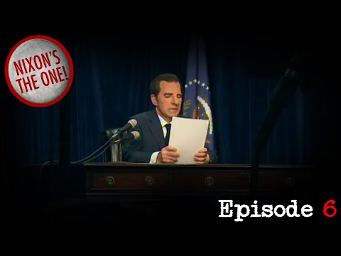 """Nixon's The One - """"TV"""" (Episode 6 of 6) - Harry Shearer"""